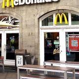 McDonald's Erfurt - Anger