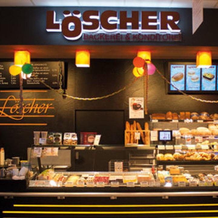 Löscher Bäckerei-Konditorei - Bochum-Wiemelhausen im REWE-Markt