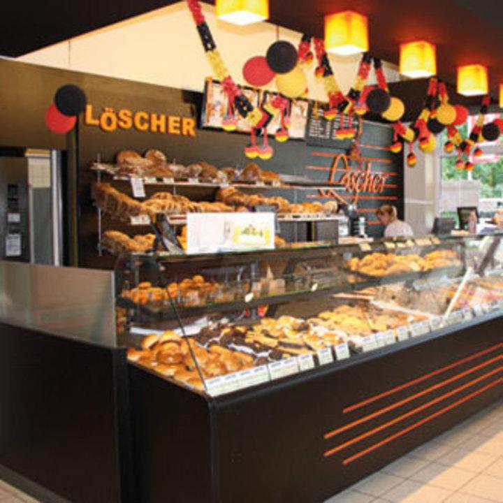Löscher Bäckerei-Konditorei - Sprockhövel im REWE-Markt