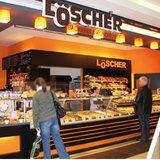 Löscher Bäckerei-Konditorei - Witten-Mitte in der StadtGalerie