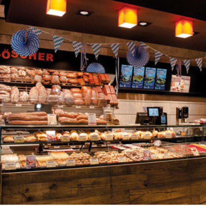 Löscher Bäckerei-Konditorei - Witten-Hammertal im REWE-Markt